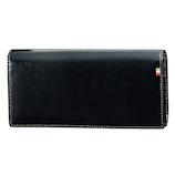 ミラグロ イタリアンレザー・ロングウォレット S−526 ネイビー│財布・名刺入れ 長財布