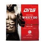 DNS プロテインホエイ100 チョコレート風味 1kg