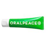 オーラルピース クリーン&モイスチュア 80g│オーラルケア・デンタルケア 歯磨き粉