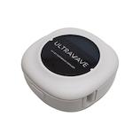 ULTRAWAVE 充電式歯ブラシ除菌キャップ MDK-TS05 WH│オーラルケア・デンタルケア 携帯用歯ブラシ・ケース