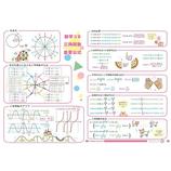 グローバルサイエンス クリアファイル ダブルポケット A4 数学三角関数