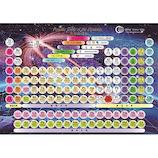 グローバルサイエンス 周期表ポスター 118元素掲載版