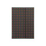Paper-Oh ノートブック Quadro Grey on Orange B6