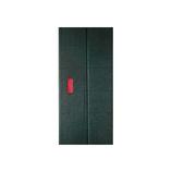 paper-oh ノートブック Ondulo Black B6.5 88×176mm