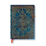 paperblanks ノートブック 紺碧~ファンファール ミディ 130×180mm