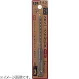 神王 エンデロクロス SDS-プラス 3枚刃 3.4mm│電動切削工具 ドリルビット