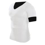 マッスルプロジェクト 加圧インナーシャツ Vネック L ホワイト