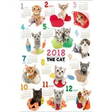 【2018年版・ポスター】 THE CAT ポスター 403092