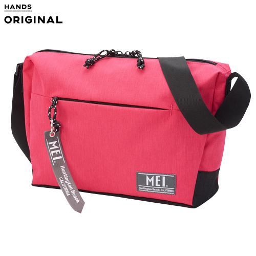 東急ハンズオリジナル MEI ショルダーバッグ MDNH407 ピンク│ショルダーバッグ