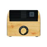 木目調扇風機 H40030 ナチュラル