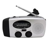 非常用AM/FM防災ラジオ (手回し充電機能付き) HI-7SV│防災用品 防災ラジオ