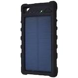 ソーラー機能付き充電池 SCB-16000BLK 黒