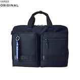 東急ハンズオリジナル ロスコ 3WAYビジネスバッグ M 927735 ネイビー│ビジネスバッグ・ブリーフケース 3WAYバッグ