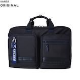 東急ハンズオリジナル ロスコ 3WAYビジネスバッグ L 927736 ブラック