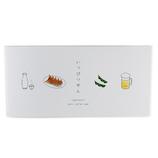 ラウンドトップ ニホンゴフラッシュカード 一筆箋 NFYP004 居酒屋
