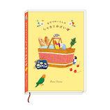 オリエンタルベリー むだづかいさんのシッカリ家計簿 Beaux Oiseaux HK‐7117 Shopping Basket(ショッピングバスケット)