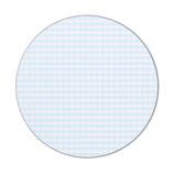 いろは出版 チェック 色紙(CHECK SHIKISHI) GCS−03 ブルー/グレー チェック