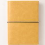 【2021年1月始まり】 いろは出版 SUNNY スケジュールブック B6変形 マンスリーブロック LSM-13 イエロー 月曜始まり