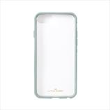 【iPhoneSE(第2世代)/8/7/6s/6】 いろは出版 リトルクローゼット(LITTLE CLOSET) 着せ替えケース アイスグリーン│携帯・スマホケース iPhoneケース