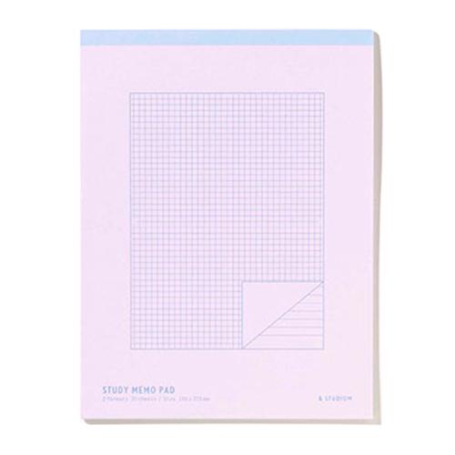 いろは出版 STUDY MEMO PAD B5 BASIC│ノート・メモ メモ帳・用紙
