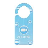 Door Sign Shop ドアノブプレート Zoom中│ハンガー・衣類収納 ドアフック