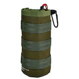 ラ・アプス テープ ペットボトルホルダー PTTP-1093 カーキ│水筒・魔法瓶 ペットボトルカバー