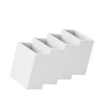プラスディー(+d) リモココ DA-1230 ホワイト│収納・クローゼット用品 その他 収納ケース・ボックス