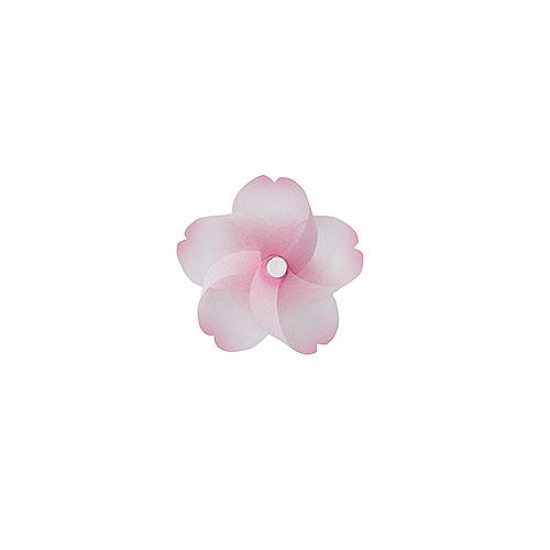 プラスディー (+d) カゼグルマ 桜 DA−1181−S1B 淡桜│雑貨