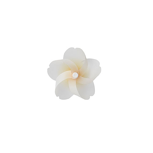 プラスディー (+d) カゼグルマ 桜 DA−1181−S1C 白桜│雑貨