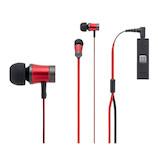 GLIDIC Bluetoothワイヤレスヘッドセット Sound Air WS-3000 レッド