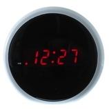 LEDバスクロック リラクロ BC−143 レッド