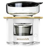 【お買い得】 UNIQ オーシャンリッチ 自動ドリップコーヒーメーカー ホワイト│キッチン家電 コーヒーメーカー
