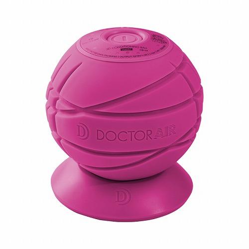 ドクターエア 3Dコンディショニングボール スマート ピンク