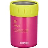 サーモス 保冷缶ホルダー JCB−351 ピンク