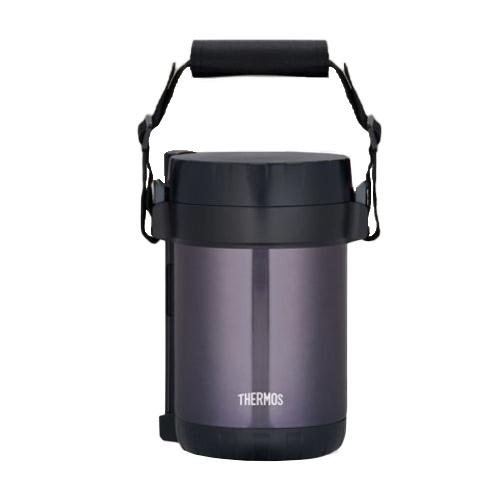 サーモス ランチジャー JBG−1801 ミッドナイトブルー│水筒・魔法瓶 水筒
