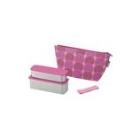 サーモス フレッシュランチボックス DSA601WP ピンク