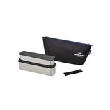 サーモス フレッシュランチボックス DSA801WBK ブラック