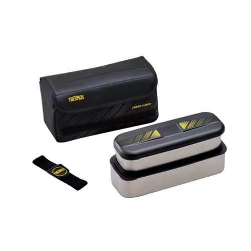 サーモス フレッシュランチボックス DSD1101W