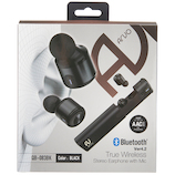 ARVO Bluetooth 完全ワイヤレスイヤホンマイク QB-083 ブラック