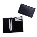 名刺入 型押5段カード KG−50 黒