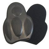 足の守護神 らくじき婦人用(22.0~25.0cm) ブラック