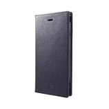 【iPhone6】4.7インチ グラマス フルレザーケース ネイビー