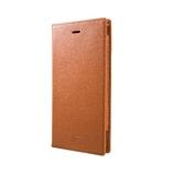 【iPhone6】4.7インチ グラマス フルレザーケース タン