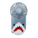 パインクリエイト ポケピー2 アニマル サメ│生活家電 扇風機