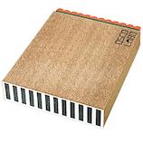 オスコ ラボ(OSCO LABO) カタチ×モヨウ テープ太 KTF005 ストライプ