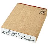 オスコ ラボ(OSCO LABO) カタチ×モヨウスタンプ 紙テープ KTF017