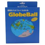 ぶよお堂 グローブボール行政 400016 ブルー│雑貨 地球儀・地図