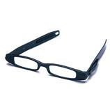 ケースのいらない老眼鏡 ブルー +1.5(一般医療機器)