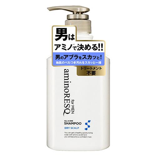 amino RESQ for MEN(アミノレスキューフォーメン) ドライスカルプシャンプー 400mL