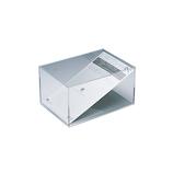 テラダモケイ 1/100建築模型用添景セット ディスプレイケース 150×100×80│工作用品 添景セット